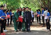 Truy điệu và an táng hài cốt liệt sỹ, quân tình nguyện Việt Nam hy sinh tại Campuchia