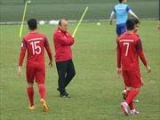 HLV Park Hang Seo siết kỷ luật, tuyển Việt Nam dồn sức chuẩn bị thi đấu với Thái Lan