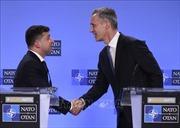 NATO lên kế hoạch tập trận với Ukraine ở Biển Đen
