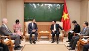 Phó Thủ tướng Phạm Bình Minh tiếp Phó Chủ tịch Ngân hàng Phát triển châu Á