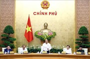 Thường trực Chính phủ họp bàn thúc đẩy phát triển thương mại trong thời gian cuối năm 2019
