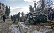 Đánh bom xe ở Syria khiến ít nhất 11 người thiệt mạng