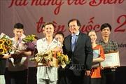 Bế mạc và trao giải thưởng Tài năng trẻ Biên đạo múa toàn quốc 2019