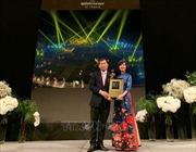 Vở diễn 'Tinh hoa Bắc Bộ' đoạt giải thưởng quốc tế tại Hàn Quốc