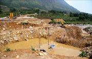 Buông lỏng quản lý xây dựng công trình thủy điện ở Lai Châu - Bài 3: Thủy điện Chu Va 2 chưa được giao đất vẫn thi công