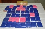 Bắt hai đối tượng, thu giữ 6.000 viên ma túy tổng hợp