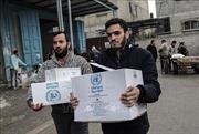 Palestine phản đối Israel ngăn cản hoạt động của các tổ chức quốc tế