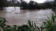 Gần 2.600 ha cây trồng đang bị ngập, úng do ảnh hưởng bão số 3