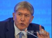 2.000 cảnh sát và lực lượng đặc nhiệm Kyrgyzstan tiến vào dinh thự cựu Tổng thống Atambaev