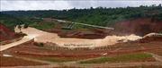 Mực nước hồ thủy điện Đắk Ka về ngưỡng an toàn