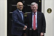 Anh-Mỹ thảo luận thỏa thuận thương mại có hiệu lực ngay sau Brexit