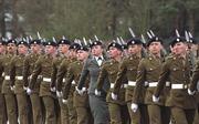 Quy mô quân đội Anh giảm liên tiếp trong gần một thập kỷ