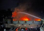 Hỏa hoạn thiêu rụi khu nhà 'ổ chuột' ở Bangladesh, 10.000 người lâm vào cảnh 'màn trời chiếu đất'