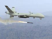 Phiến quân Houthi tấn công căn cứ Saudi Arabia bằng máy bay không người lái