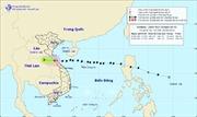 Áp thấp nhiệt đới gần Biển Đông và có khả năng mạnh thêm