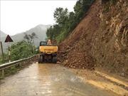 Hà Giang dồn sức khắc phục hậu quả mưa lũ