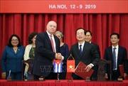 Bế mạc Kỳ họp thứ 37 Ủy ban liên Chính phủ Việt Nam - Cuba