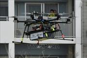 Robot giao hàng tự hành đang dần phát triển tại Nhật Bản