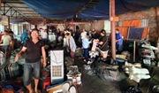 Hà Nội: Khẩn trương khắc phục hậu quả vụ cháy tại chợ Tó, Đông Anh