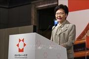 Lãnh đạo Hong Kong hy vọng giải quyết khủng hoảng thông qua đối thoại hòa bình