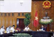 Thủ tướng chủ trì họp thường trực Tiểu ban Kinh tế - Xã hội Đại hội XIII của Đảng