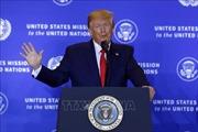 Tổng thống Donald Trump chỉ trích cuộc điều tra luận tội ông là cuộc đảo chính