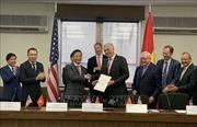 Việt Nam-Hoa Kỳ thúc đẩy hợp tác năng lượng toàn diện 