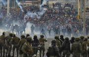 Hàng nghìn người dân Ecuador tham gia tổng đình công phản đối chính phủ