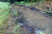 Vụ gây ô nhiễm nguồn nước sạch ở Hà Nội: Xác định3 đối tượng nghi đổ dầu thải