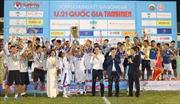 U21 Hà Nội vô địch giải bóng đá U21 Quốc gia