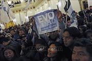 Bạo lực bùng phát sau bầu cử tại Bolivia