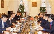 Thúc đẩy quan hệ Việt Nam - Cộng hòa Séc thực chất, hiệu quả và sâu sắc hơn