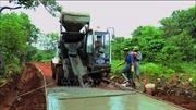 Điểm sáng 'tập hợp sức mạnh nội lực' xây dựng nông thôn mới