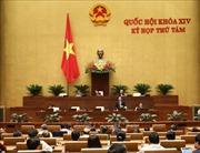 Tuần làm việc thứ 2 của Kỳ họp thứ 8, Quốc hội khóa XIV