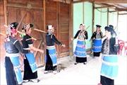 Nghệ nhân Hù Cố Xuân với việc gìn giữ, bảo tồn văn hóa truyền thống dân tộc Si La