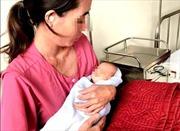 Cứu sống thai nhi có dây rốn thắt nút hiếm gặp
