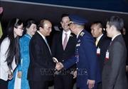 Thủ tướng bắt đầu chương trình tham dự Hội nghị Cấp cao ASEAN lần thứ 35