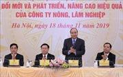 Thủ tướng chủ trì Hội nghị sơ kết 5 năm thực hiện Nghị quyết 30-NQ/TW của Bộ Chính trị
