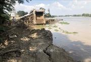 Sạt lở ở Đồng bằng sông Cửu Long đến hồi báo động