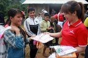 Trao tặng hơn 500 suất quà Tết cho người dân vùng cao tỉnh Quảng Nam
