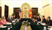 Tăng cường hợp tác trong năm kỷ niệm 25 năm quan hệ ngoại giao Việt Nam - Hoa Kỳ