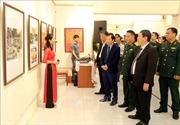 Triển lãm ảnh, tư liệu kỷ niệm 75 năm thành lập QĐND Việt Nam