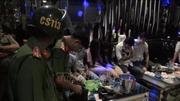 Phát hiện nhiều thanh niên sử dụng ma túy trong quán karaoke tại Bình Dương