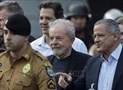 Cựu Tổng thống Brazil Lula da Silva đối mặt cáo buộc tham nhũng mới