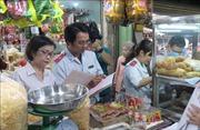 Nỗ lực đảm bảo an toàn thực phẩm dịp Tết Nguyên đán