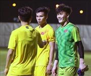 U23 Việt Nam: Bùi Tiến Dũng sung sức, Đình Trọng có thể đá chính