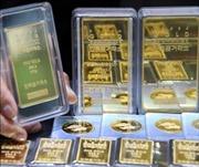 Giá vàng đi xuống khi thị trường chứng khoán tiếp tục đà tăng