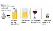 Rượu, bia và sức khỏe ngày Tết
