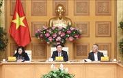 Phó Thủ tướng Vương Đình Huệ: Vừa phòng chống dịch, vừa phải tiếp tục thông thương