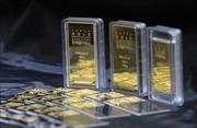 Giá vàng thế giới chạm mức cao nhất trong 7 năm